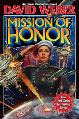 Mission of Honor Cover
